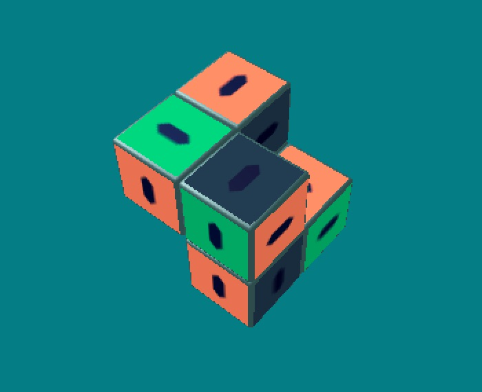 The abstract cube is coming in the Pro version